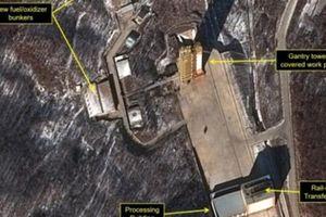 Sửa chữa bãi thử Dongchang-ri: Triều Tiên thử tên lửa trong tháng 4?