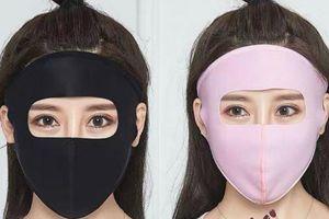Tranh nhau mua khẩu trang ninja 'gây sốt' trên mạng, chị em nhận thấy điều bất ngờ này