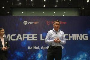 McAfee chính thức có nhà phân phối mới tại Việt Nam
