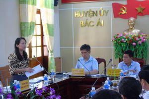 Kiểm tra thực hiện Nghị quyết 24 và Chỉ thị số 45 tại Ninh Thuận