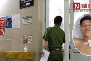 Thông tin mới nhất về sức khỏe nghi phạm đâm bạn gái tử vong ở Ninh Bình