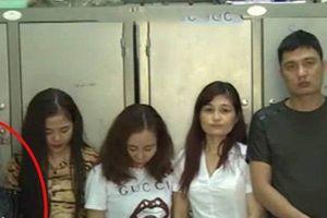 Bắt quả tang diễn viên Huỳnh Tuấn Anh tức 'Cu Thóc' sử dụng ma túy