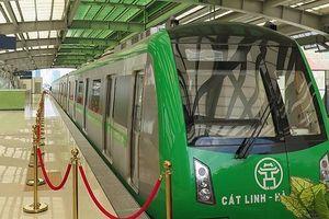 HĐND Hà Nội họp bất thường xem xét mức hỗ trợ giá vé tháng tuyến đường sắt trên cao Cát Linh - Hà Đông