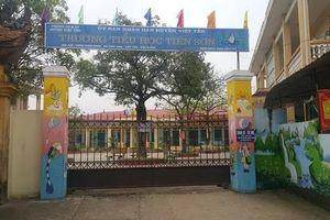 Điều chuyển công tác thầy giáo bị tố dâm ô học sinh ở Bắc Giang