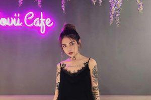 Hot girl 'xăm trổ' Hàn Quốc gây sốt mạng xã hội vì quá xinh