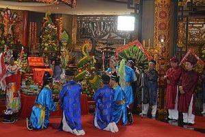 Giỗ Tổ Hùng Vương lần đầu tổ chức tại Lào