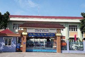 Lãnh đạo Sở GD&ĐT Bà Rịa - Vũng Tàu xin lỗi học sinh bị cô giáo đánh bầm tím chân