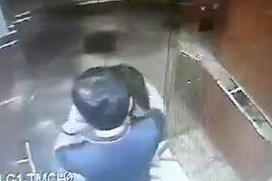 Khẩn trương xác minh thông tin người đàn ông ở Đà Nẵng có hành vi sàm sỡ bé gái trong thang máy