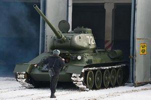 Thực hư việc Nga tập trung sản xuất 400 xe tăng T-34-85 thay vì T-14 Armata