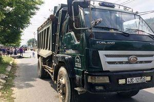 Nữ sinh viên bị xe ben cán tử vong ở Đà Nẵng