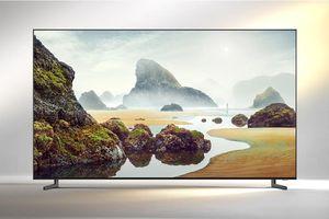 TV đẹp thôi chưa đủ, phải khác biệt