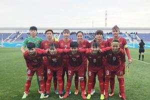 Vòng loại Olympic 2020: Đánh bại Uzbekistan, tuyển nữ Việt Nam có 3 điểm đầu tiên