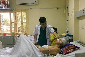 Bệnh viện Việt Đức cứu sống bệnh nhân bị chấn thương nền sọ ổ mắt