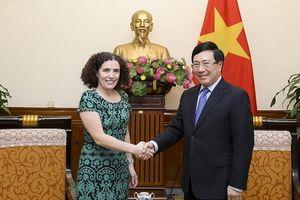 Mong muốn Uruguay tiếp tục ủng hộ Việt Nam trở thành thành viên không thường trực HĐBA nhiệm kỳ 2020-2021