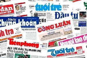 Hà Nội và TP.HCM sẽ có 10 cơ quan báo chí