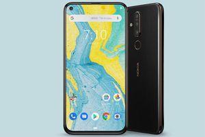 Nokia X71 tầm trung ra mắt với màn hình khoét lỗ