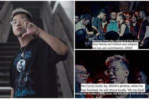 Vụ rapper Việt Nam bị cho miệt thị thành viên Black Pink lên báo nước ngoài