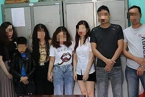 Diễn viên Huỳnh Anh Tuấn - 'cu thóc' dương tính với ma túy