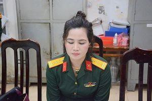 Quân đội bàn giao nữ đại tá dỏm cho Công an Hà Nội điều tra
