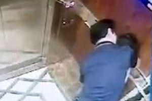 Danh tính gã đàn ông dâm ô bé gái trong thang máy chung cư