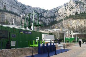 Khánh thành nhà máy sản xuất biomethane lớn nhất nước Pháp