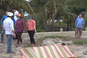 Bến Tre: Phát hiện người đàn ông treo cổ tự tử trên ngọn dừa