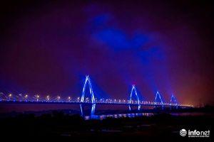 Cầu Nhật Tân bất ngờ có diện mạo mới