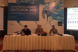 ADB: Việt Nam tăng trưởng kinh tế 6,8% trong năm 2019