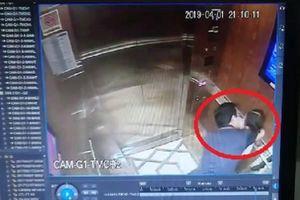 Lộ danh tính 'yêu râu xanh' sàm sỡ bé gái trong thang máy chung cư Galaxy