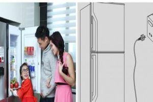 Những điều nên thận trọng khi mới mua tủ lạnh về nhà