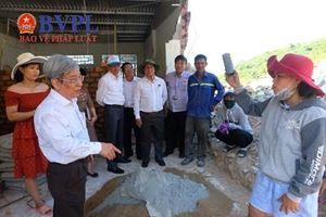 Hậu lở núi kinh hoàng làm 9 người chết tại xóm chùa Lâm Tỳ Ni: Người dân nêu nguyện vọng