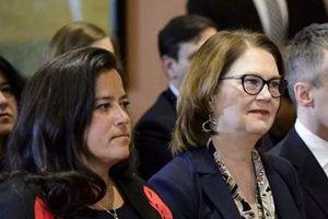 Thủ tướng Canada khai trừ 2 cựu quan chức cấp cao khỏi đảng cầm quyền