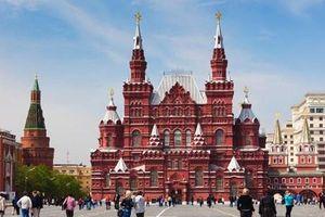 Nga triển khai phổ biến luật cấm xúc phạm biểu tượng quốc gia
