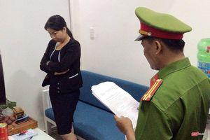 Khởi tố, bắt tạm giam Tổng Giám đốc Quảng Đà Land