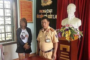 CSGT Nghệ An giải cứu thiếu nữ 17 tuổi thoát khỏi động mại dâm
