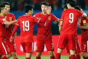 Quyết tâm chuyển mình, Trung Quốc làm điều chưa từng có trong lịch sử bóng đá thế giới