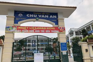 Thực phẩm do Công ty An Việt cung cấp cho học sinh có đảm bảo?