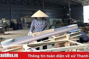 Đảng bộ xã Hà Ninh lãnh đạo phát triển kinh tế, xây dựng nông thôn mới