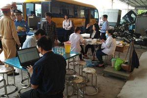 Hà Nội đề nghị xử nghiêm lái xe dương tính ma túy, cố tình chống đối