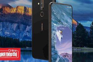 Nokia X71 có 3 camera đa năng mang thương hiệu ZEISS