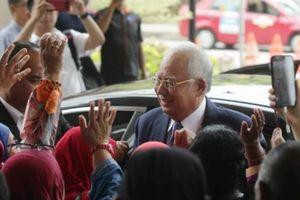 Phiên tòa xử cựu thủ tướng Malaysia Najib Razak