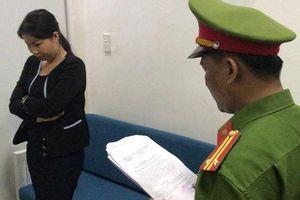 Bắt nữ Tổng Giám đốc Công ty CP đầu tư và phát triển Quảng Đà