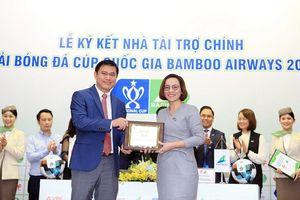 1 tỷ đồng thưởng đội vô địch Cúp quốc gia Bamboo Airways 2019
