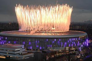 Điềm lành nhà mới của Tottenham