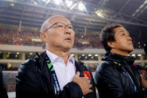 Bao nhiêu đội Đông Nam Á đã bại trận dưới tay HLV Park Hang-seo?