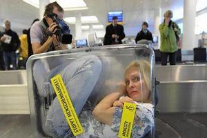 Bí mật đằng những thiết kế khó hiểu trong sân bay