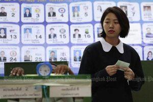 Thái-lan: Kiểm phiếu và bầu cử lại ở một số địa phương