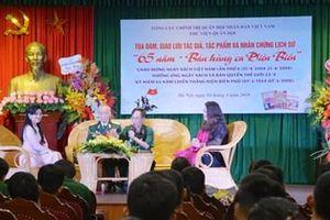 Giao lưu '65 năm - Bản hùng ca Điện Biên'