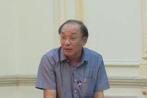 Giám đốc Công an TPHCM Lê Đông Phong: TPHCM là nơi sản xuất, tiêu thụ ma túy lớn