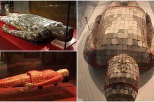 Thần kỳ bộ áo giúp thi hài vua chúa ngàn năm nguyên vẹn
